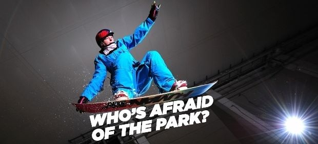 Event: Who's Afraid of the Park?