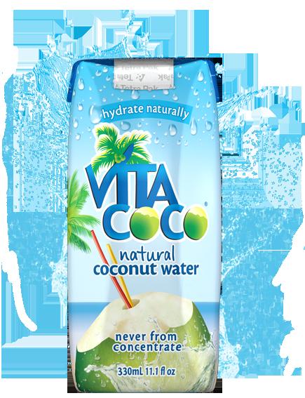 Hurrah for coconuts