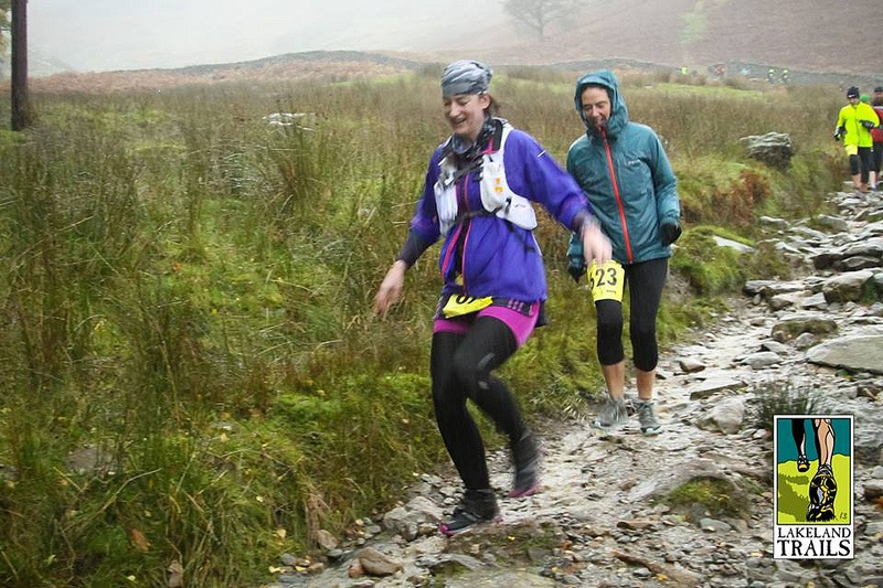 "The ""Steep, Soggy and a bit Chilly Double"" Trail Races"