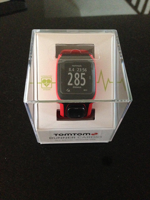 Testing: TomTom Runner Cardio – a quick glance