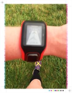 TomTom Cardio Runner Race mode