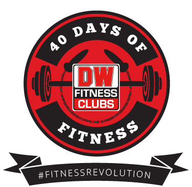 40 Days of Fitness – Day 1