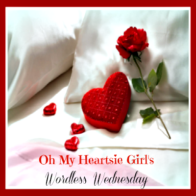 Wordless Wednesday: Oh My Heartsie Girl Linkup #3