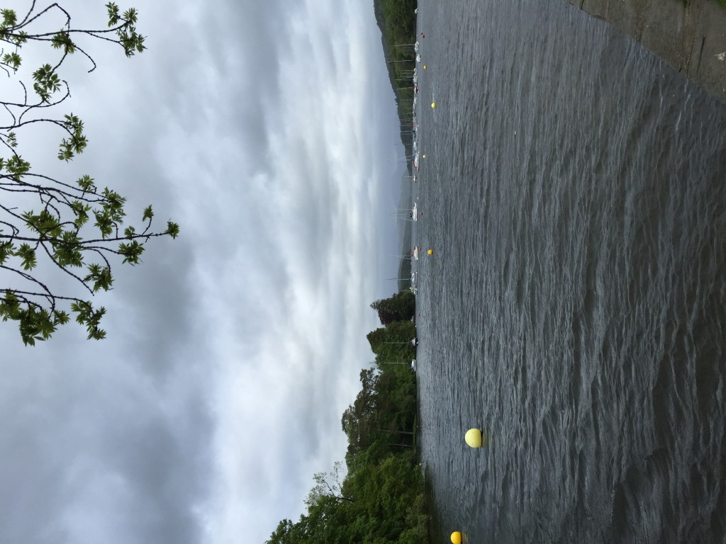 Lake Windermere from Fell Foot parkrun