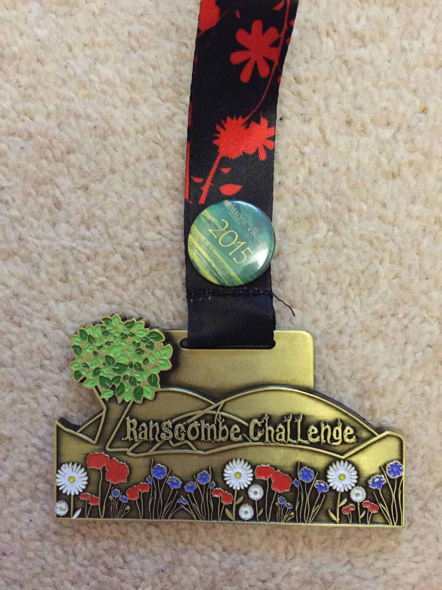 image - Ranscombe Summer Challenge Medal