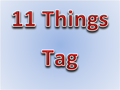 11 Things Tag