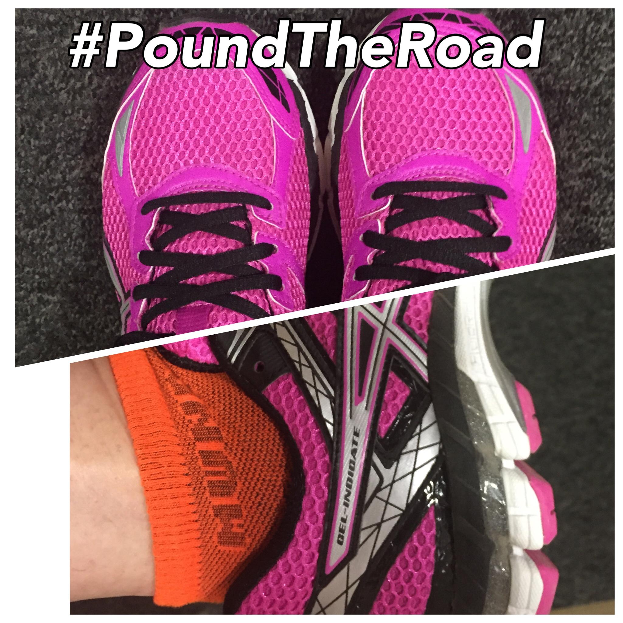 #PoundTheRoad