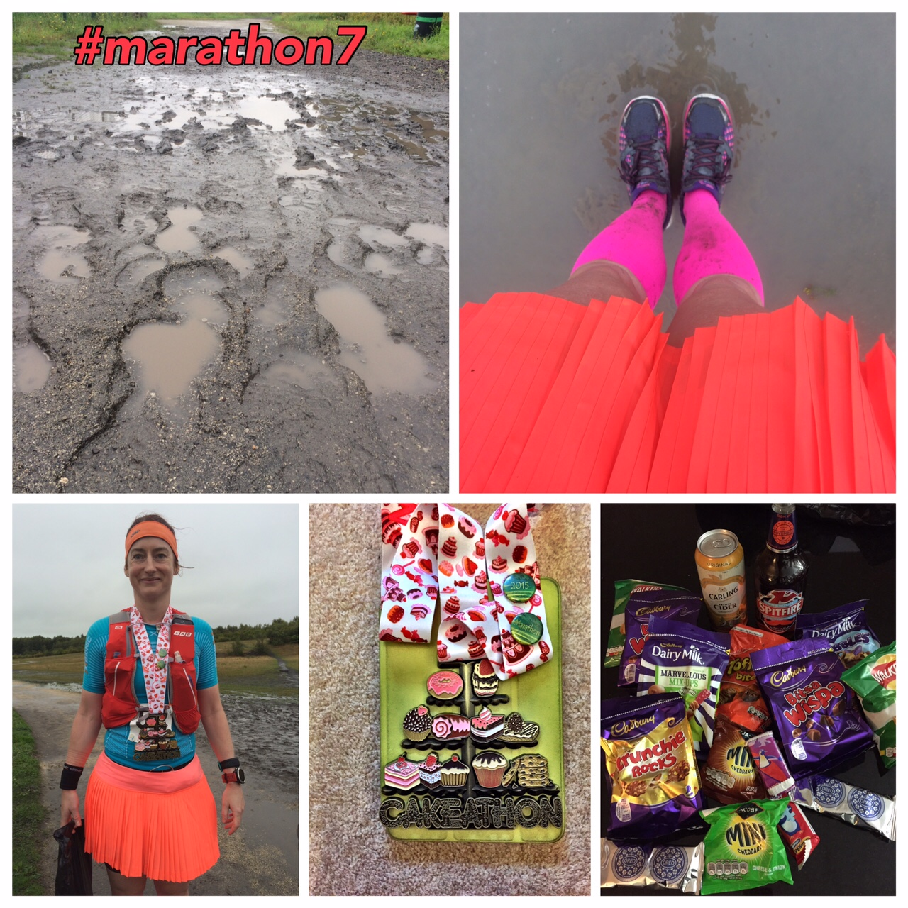 Race Review: Cakeathon #marathon7