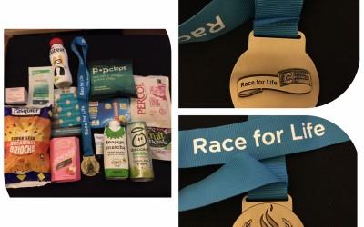 Race Review: Race For Life #marathon10