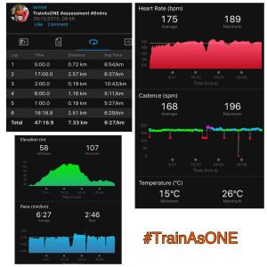 image of TrainAsONE assessment summary
