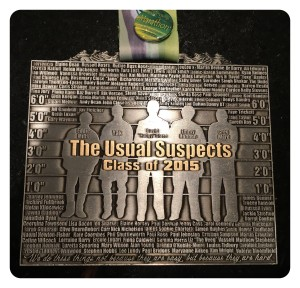 Image the Usual Suspects medal