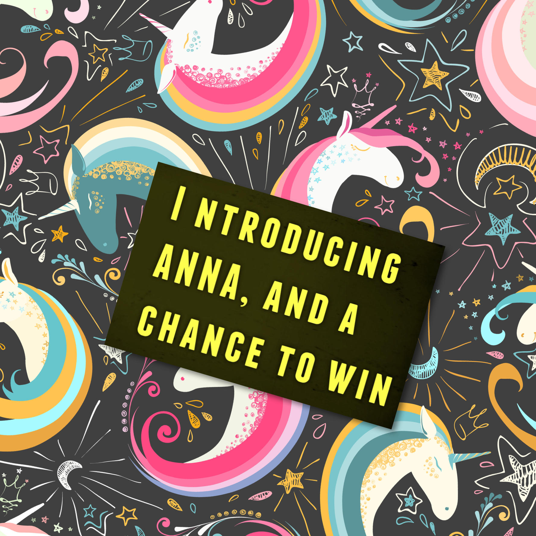 Introducing ANNA, and a chance to win!
