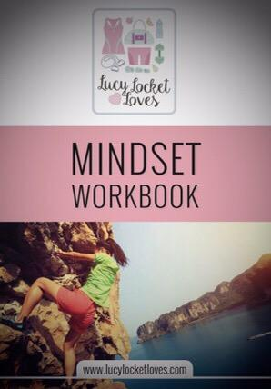 Image - Lucy Locket Loves Mindset Workbook