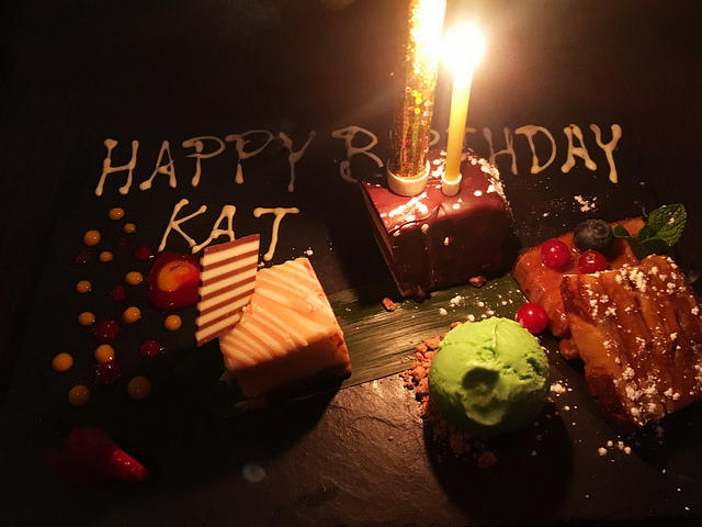 image - birthday dessert