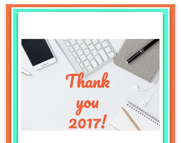 Thank you 2017!