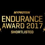 MyProtein Endurance Award 2017 Shortlisted