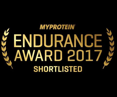 Shortlist Excitement: Myprotein Blogger Awards