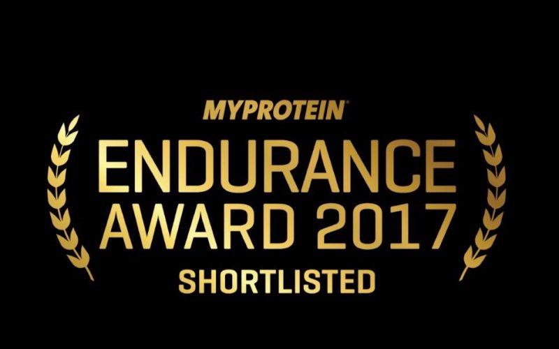 Shortlist Excitement: Myprotein Blogger Awards
