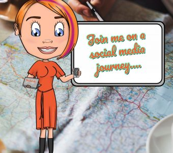 Join me on a social media journey…